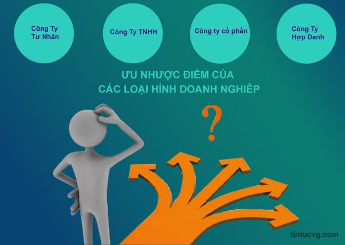 Cac-loai-hinh-doanh-nghiep-ơ-Viet-Nan-uu-và-nhuoc-diem
