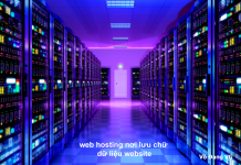 web-hosting-noi-luu-chu-du-lieu-website